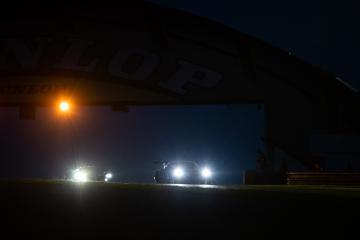 #86 GULF RACING / GBR / Porsche 911 RSR (991) -24 hours of Le Mans  - Circuit de la Sarthe - Le Mans - France -