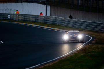 #80 EBIMOTORS / ITA / Porsche 911 RSR -24 hours of Le Mans  - Circuit de la Sarthe - Le Mans - France -