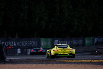 #97 ASTON MARTIN RACING / GBR / Aston Martin Vantage AMR -24 hours of Le Mans  - Circuit de la Sarthe - Le Mans - France -