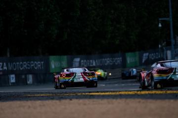 #71 AF CORSE / ITA / Ferrari 488 GTE EVO -24 hours of Le Mans  - Circuit de la Sarthe - Le Mans - France -