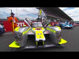 2018 24 Hours of Le Mans - Race start highlights