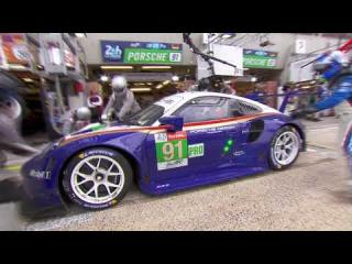 2018 24 Hours of Le Mans - Highlights from 8AM to 10AM