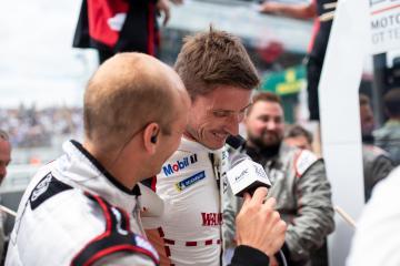 PORSCHE GT TEAM / Kevin Estre (FRA) -24 hours of Le Mans  - Circuit de la Sarthe - Le Mans - France -