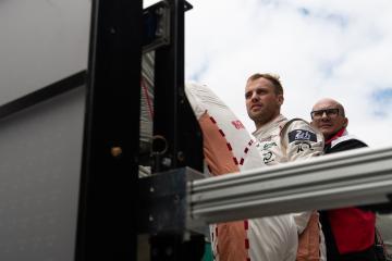 PORSCHE GT TEAM / Laurens Vanthoor (BEL) -24 hours of Le Mans  - Circuit de la Sarthe - Le Mans - France -