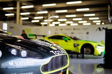 #98 ASTON MARTIN RACING / GBR / Aston Martin V8 Vantage - 6 hours of Silverstone - Silverstone - Towcester - Great Britain -