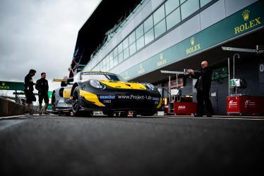 Set Up - #56 TEAM PROJECT 1 / DEU / Porsche 911 RSR -6 hours of Silverstone - Silverstone - Towcester - Great Britain -