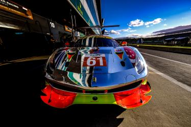 #61 CLEARWATER RACING / SGP / Ferrari 488 GTE - 6 hours of Silverstone - Silverstone - Towcester - Great Britain -