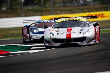 #54 SPIRIT OF RACE / CHE / Ferrari 488 GTE - 6 hours of Silverstone - Silverstone - Towcester - Great Britain -