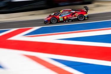 #51 AF CORSE / ITA / Ferrari 488 GTE EVO - 6 hours of Silverstone - Silverstone - Towcester - Great Britain -