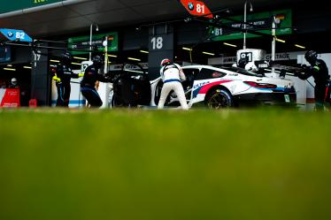 #81 BMW TEAM MTEK / DEU / BMW M8 GTE -6 hours of Silverstone - Silverstone - Towcester - Great Britain -