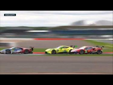 2018 6 Hours of Silverstone - Highlights of the 5 first hours of racing