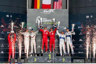 GTE Pro Podium -6 hours of Silverstone - Silverstone - Towcester - Great Britain -