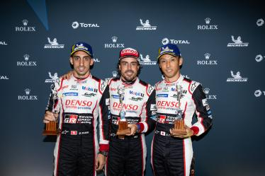 Press Conference - 6 hours of Silverstone - Silverstone - Towcester - Great Britain -