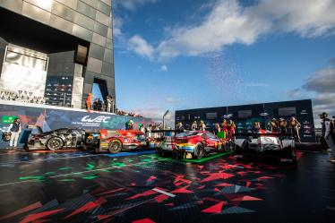 Podium - 6 hours of Silverstone - Silverstone - Towcester - Great Britain -