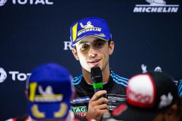 Press conference - DEMPSEY-PROTON RACING / Julien Andlauer (FRA) - 6 hours of Silverstone - Silverstone - Towcester - Great Britain -