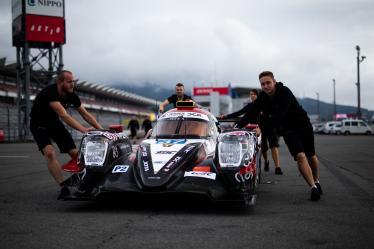 Scrutineering - #37 JACKIE CHAN DC RACING / CHN /  Oreca 07 - Gibson - 6 hours of Fuji - Fuji Speedway - Oyama - Japan -