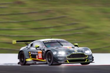 #98 ASTON MARTIN RACING / GBR / Aston Martin V8 Vantage - 6 hours of Fuji - Fuji Speedway - Oyama - Japan -