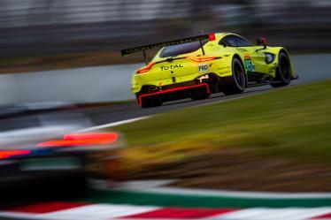 #95 ASTON MARTIN RACING / GBR / Aston Martin Vantage AMR - 6 hours of Fuji - Fuji Speedway - Oyama - Japan -
