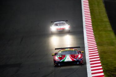 #71 AF CORSE / ITA / Ferrari 488 GTE EVO - 6 hours of Fuji - Fuji Speedway - Oyama - Japan -