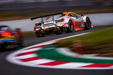 #61 CLEARWATER RACING / SGP / Ferrari 488 GTE - 6 hours of Fuji - Fuji Speedway - Oyama - Japan -