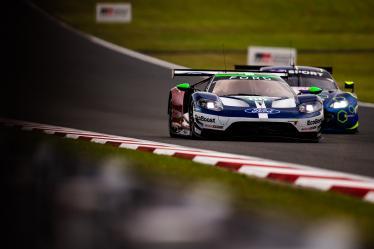 #66 FORD CHIP GANASSI TEAM UK / USA / Ford GT - 6 hours of Fuji - Fuji Speedway - Oyama - Japan -