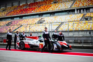 #8 TOYOTA GAZOO RACING / JPN / Toyota TS050 - Hybrid - Hybrid - 6 hours of Shanghai - Shanghai International Circuit - Shanghai Shi - China -