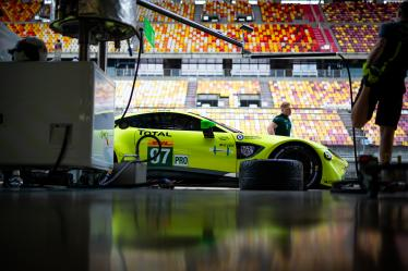 #97 ASTON MARTIN RACING / GBR / Aston Martin Vantage AMR - 6 hours of Shanghai - Shanghai International Circuit - Shanghai Shi - China -