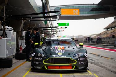 #95 ASTON MARTIN RACING / GBR / Aston Martin Vantage AMR - 6 hours of Shanghai - Shanghai International Circuit - Shanghai Shi - China -
