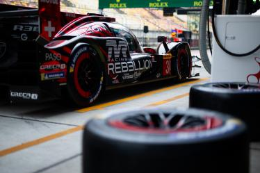 #3 REBELLION RACING / CHE / Rebellion R-13 -Gibson - 6 hours of Shanghai - Shanghai International Circuit - Shanghai Shi - China -