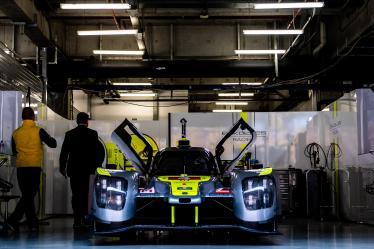 Set Up -#4 BYKOLLES RACING TEAM / AUT / ENSO PLM P1/01 Nismo -6 hours of Shanghai - Shanghai International Circuit - Shanghai Shi - China -