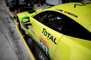 #97 ASTON MARTIN RACING / GBR / Aston Martin Vantage AMR - Set Up -6 hours of Shanghai - Shanghai International Circuit - Shanghai Shi - China -