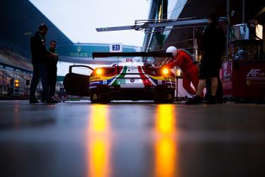 #71 AF CORSE / ITA / Ferrari 488 GTE EVO - 6 hours of Shanghai - Shanghai International Circuit - Shanghai Shi - China -