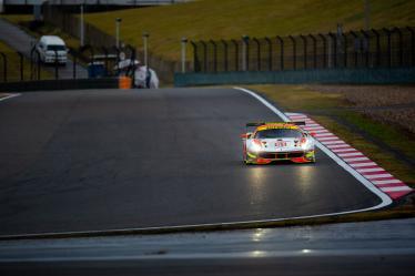#61 CLEARWATER RACING / SGP / Ferrari 488 GTE -6 hours of Shanghai - Shanghai International Circuit - Shanghai Shi - China -