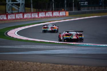 #51 AF CORSE / ITA / Ferrari 488 GTE EVO -6 hours of Shanghai - Shanghai International Circuit - Shanghai Shi - China -