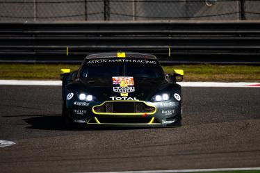 #98 ASTON MARTIN RACING / GBR / Aston Martin V8 Vantage -6 hours of Shanghai - Shanghai International Circuit - Shanghai Shi - China -