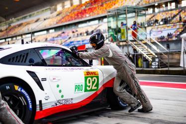 #92 PORSCHE GT TEAM / DEU / Porsche 911 RSR - 6 hours of Shanghai - Shanghai International Circuit - Shanghai Shi - China -