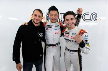 #38 JACKIE CHAN DC RACING / CHN /  Oreca 07 - Gibson / Ho-Pin Tung (NLD) / Gabriel Aubry (FRA) / Stephane Richelmi (FRA) - 6 hours of Shanghai - Shanghai International Circuit - Shanghai Shi - China -