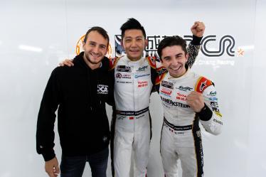 #38 JACKIE CHAN DC RACING / CHN /  Oreca 07 - Gibson / Ho-Pin Tung (NLD) / Gabriel Aubry (FRA) / Stephane Richelmi (FRA) - 6 hours of Shanghai - Shanghai International Circuit - Shanghai Shi - China -