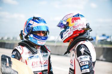 #8 TOYOTA GAZOO RACING / JPN / Toyota TS050 - Hybrid - Hybrid / Sebastien Buemi (CHE) / Fernando Alonso (ESP) / 1000 Miles of Sebring - Sebring international Raceway - Sebring - Florida - United States of America -