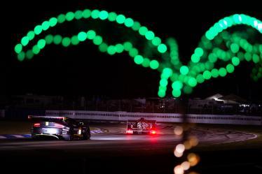 #38 JACKIE CHAN DC RACING / CHN /  Oreca 07 - Gibson - 1000 Miles of Sebring - Sebring international Raceway - Sebring - Florida - United States of America -