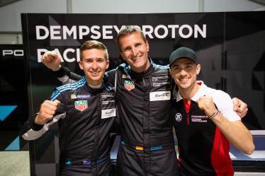 #77 DEMPSEY-PROTON RACING / DEU / Porsche 911 RSR / Christian Ried (DEU) / Matt Campbell (AUS) / Julien Andlauer (FRA) - 1000 Miles of Sebring - Sebring international Raceway - Sebring - Florida - United States of America -