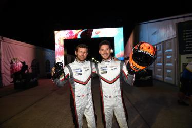 #92 PORSCHE GT TEAM / DEU / Porsche 911 RSR / Michael Christensen (DNK) / Kevin Estre (FRA) -1000 Miles of Sebring - Sebring international Raceway - Sebring - Florida - United States of America -