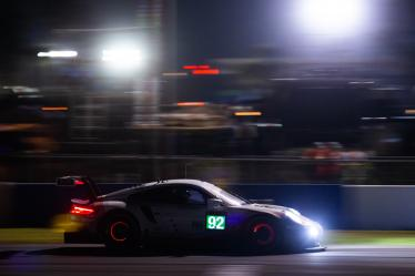 #92 PORSCHE GT TEAM / DEU / Porsche 911 RSR - 1000 Miles of Sebring - Sebring international Raceway - Sebring - Florida - United States of America -