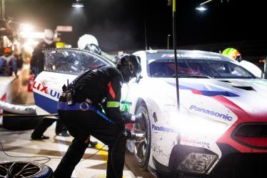 #81 BMW TEAM MTEK / DEU / BMW M8 GTE - 1000 Miles of Sebring - Sebring international Raceway - Sebring - Florida - United States of America -