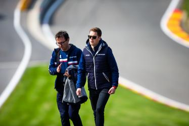 Drivers Track Walk - #11 SMP RACING / RUS - Stoffel Vandoorne (BEL) -Total 6h of Spa Francorchamps - Circuit Spa Francorchamps - Stavelot - Belgium -