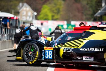 Set up - #38 JACKIE CHAN DC RACING / CHN /  Oreca 07 - Gibson - Total 6h of Spa Francorchamps - Circuit Spa Francorchamps - Stavelot - Belgium -