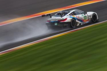 #81 BMW TEAM MTEK / DEU / BMW M8 GTE - Total 6h of Spa Francorchamps - Circuit Spa Francorchamps - Stavelot - Belgium -