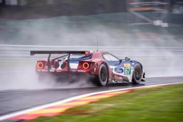#67 FORD CHIP GANASSI TEAM UK / USA / Ford GT -Total 6h of Spa Francorchamps - Circuit Spa Francorchamps - Stavelot - Belgium -