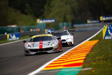 #54 SPIRIT OF RACE / CHE / Ferrari 488 GTE - Total 6h of Spa Francorchamps - Circuit Spa Francorchamps - Stavelot - Belgium -