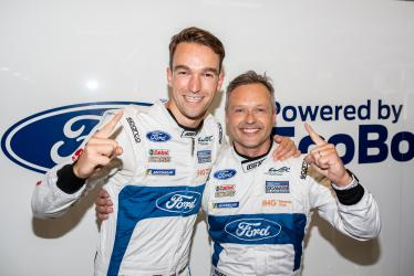 #67 FORD CHIP GANASSI TEAM UK / USA / Ford GT / Andy Priaulx (GBR) / Harry Tincknell (GBR) -Total 6h of Spa Francorchamps - Circuit Spa Francorchamps - Stavelot - Belgium -